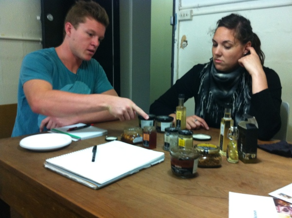 Clint and Cassie & 101 things to do with truffle oil